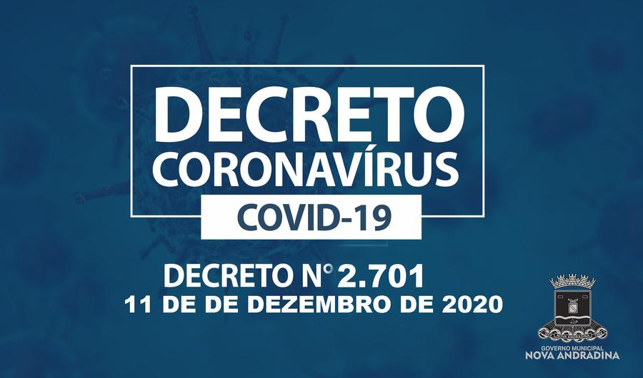 Center decreto 2.701