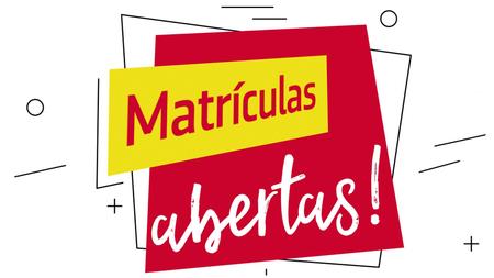 Left or right matriculas abertas