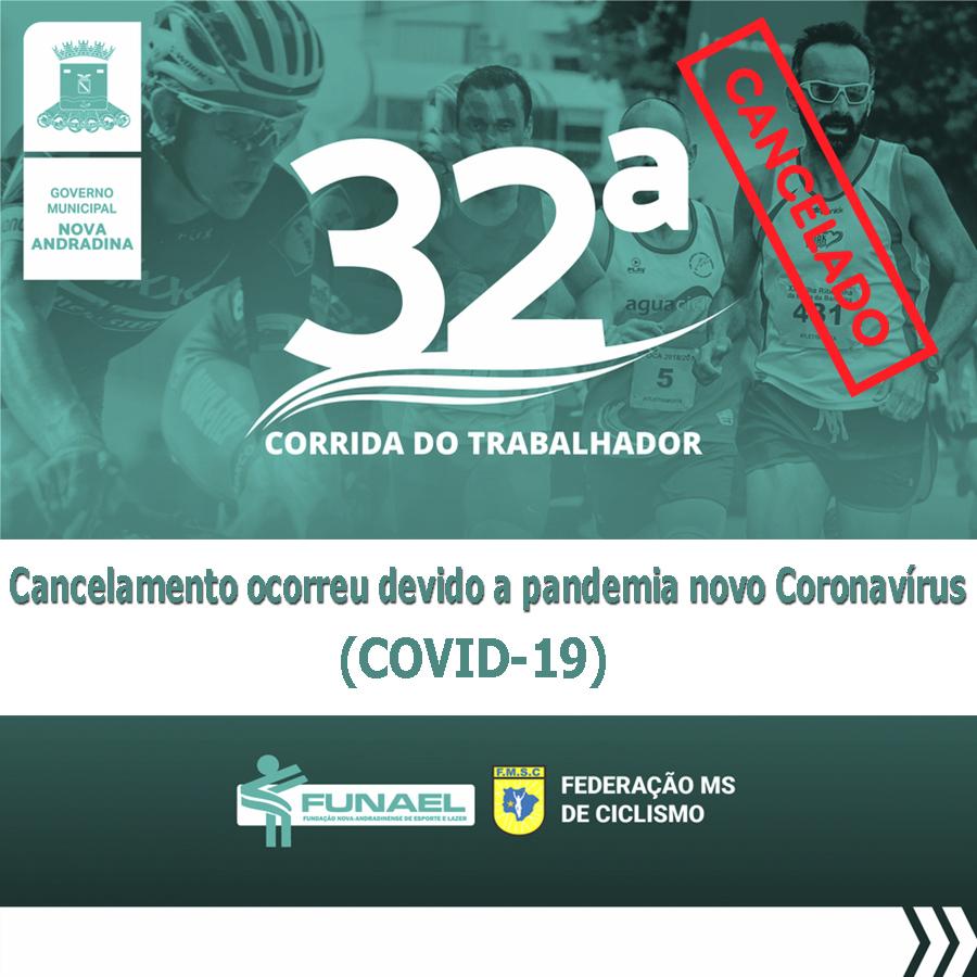 Center corrida cancelada