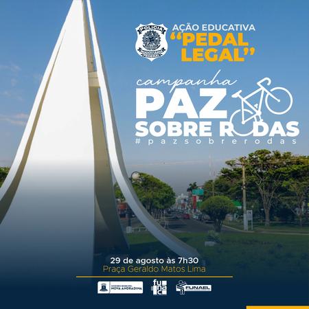 Left or right campanha paz sobre rodas