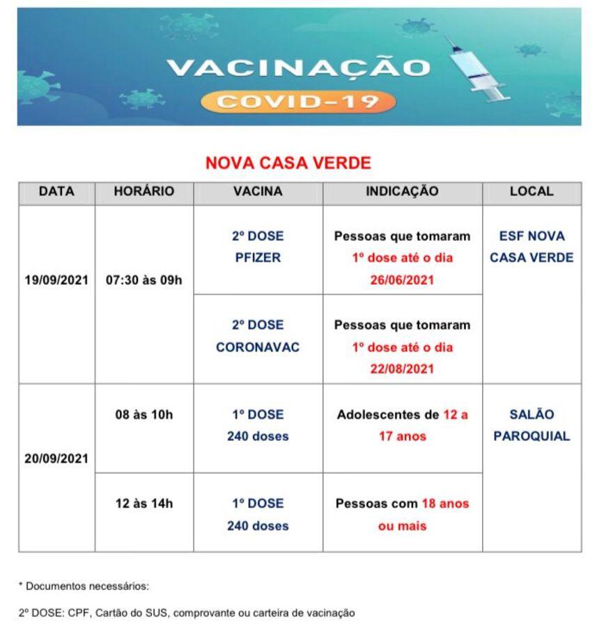 Center vacina prog