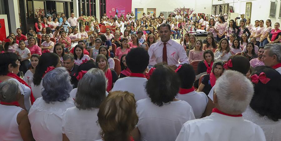 Center centralizada outubro rosa
