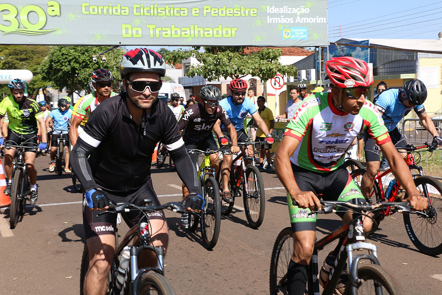 Center corrida cicl stica