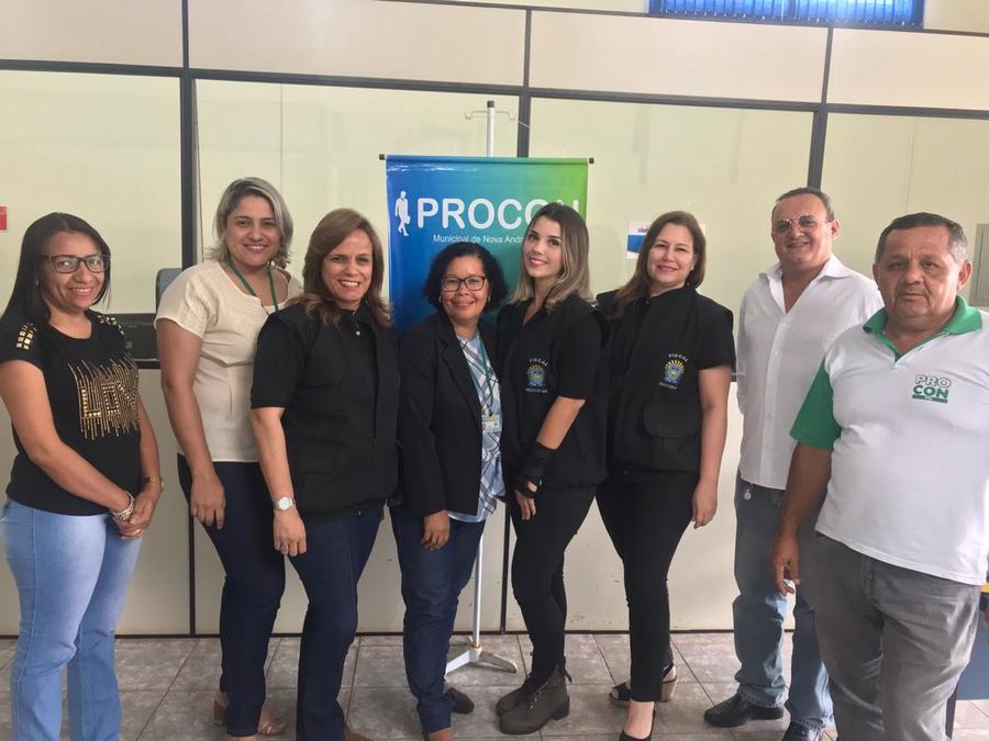 Center equipe procon nova e procon ms