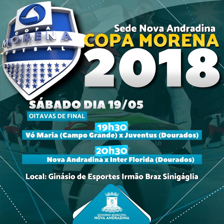 Center copa morena