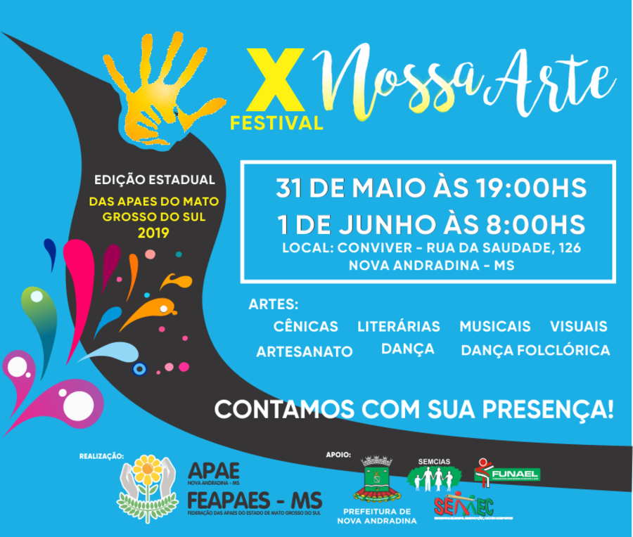 Center festival apaes