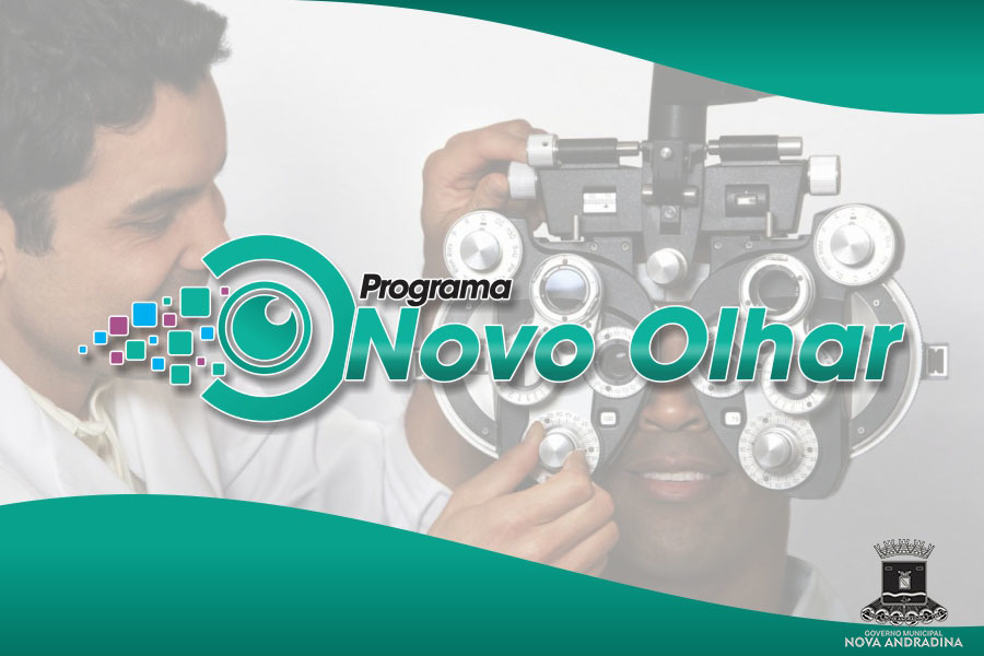 Center programa novo olhar