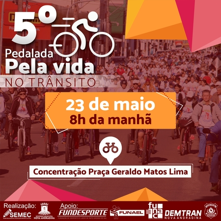 Left or right pedalada pela vida