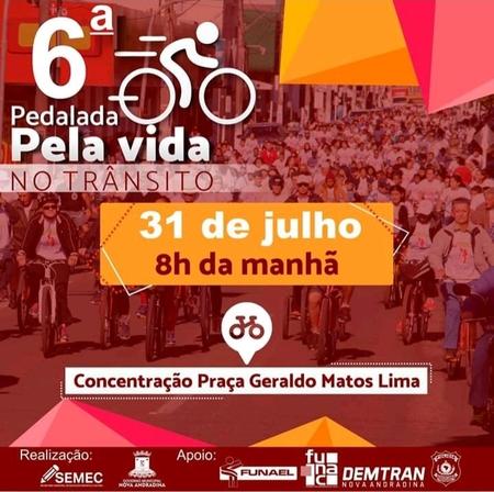 Left or right pedalada