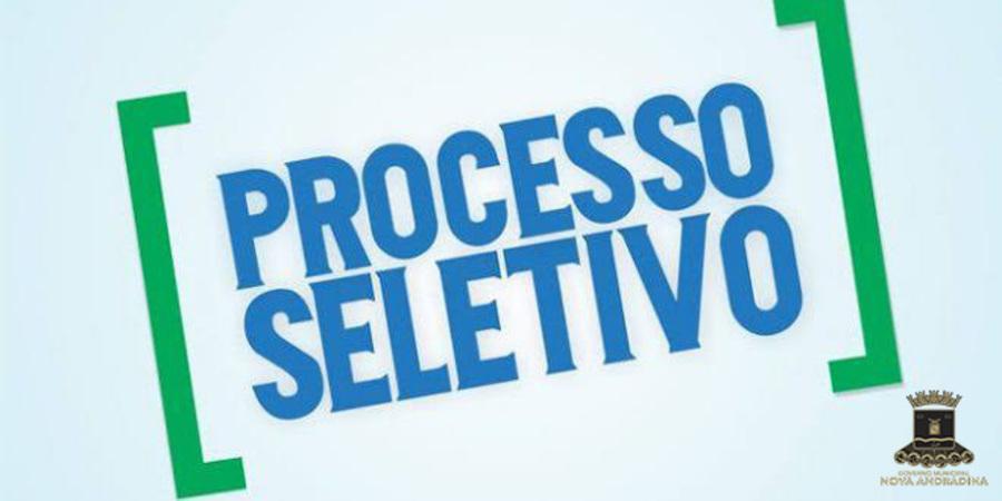 Center processo seletivo