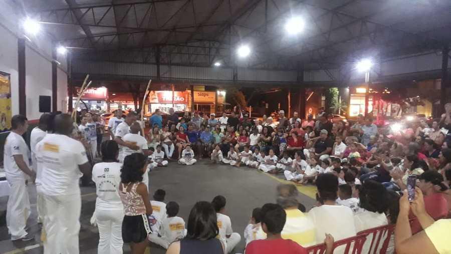 Center capoeira
